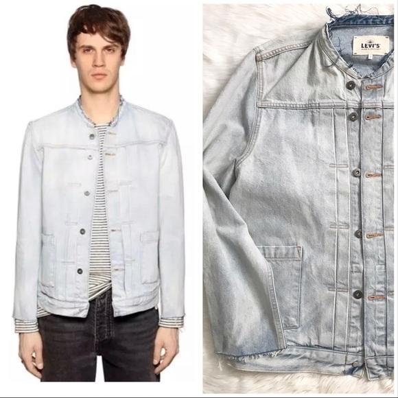 f0c0b1b790 Levi's Jackets & Coats   Nwt Mens Levis Made Crafted Light Denim ...